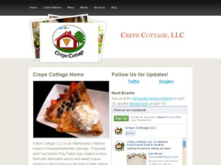Alpharetta Crepe Catering